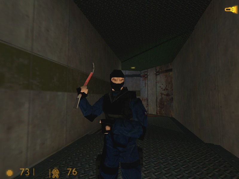 История Counter-Strike